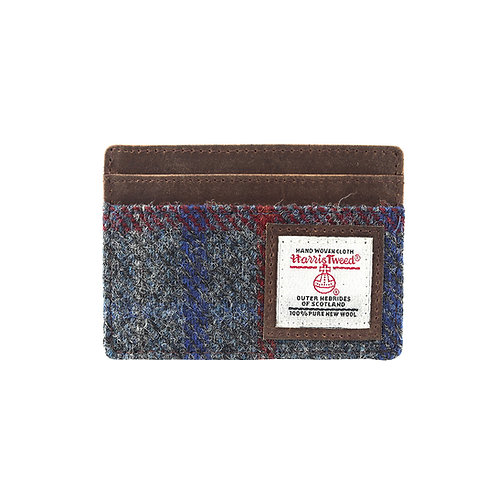 Finsbay Harris Tweed Card Holder