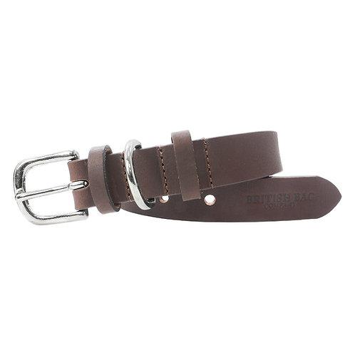 25mm Medium Leather Dog Collar
