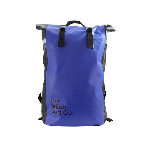 Blue Drybag Rucksack