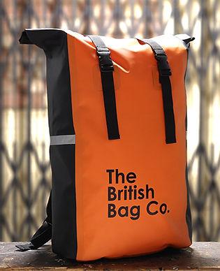 Orange Dry Bag