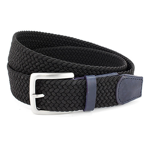 Elasticated Woven Belt