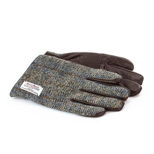 Carloway Harris Tweed Gloves