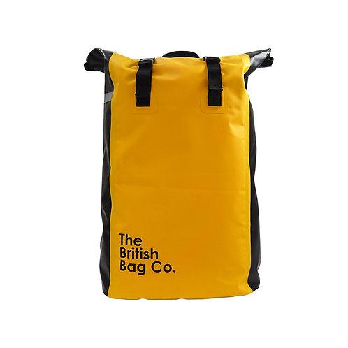 Yellow Drybag Rucksack