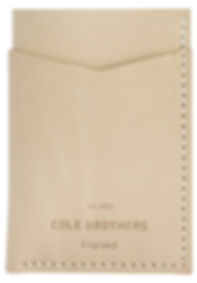 Cole Bros Raw Crust Card Holder Front.jp