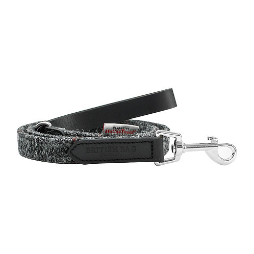 Harris Tweed 20mm Dog Lead