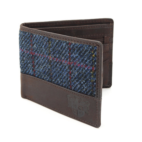 Allasdale Harris Tweed Wallet