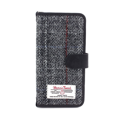 Berneray Harris Tweed Medium Universal Phone Case