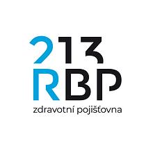 Revírní bratrská pokladna, zdravotní pojišťovna logo