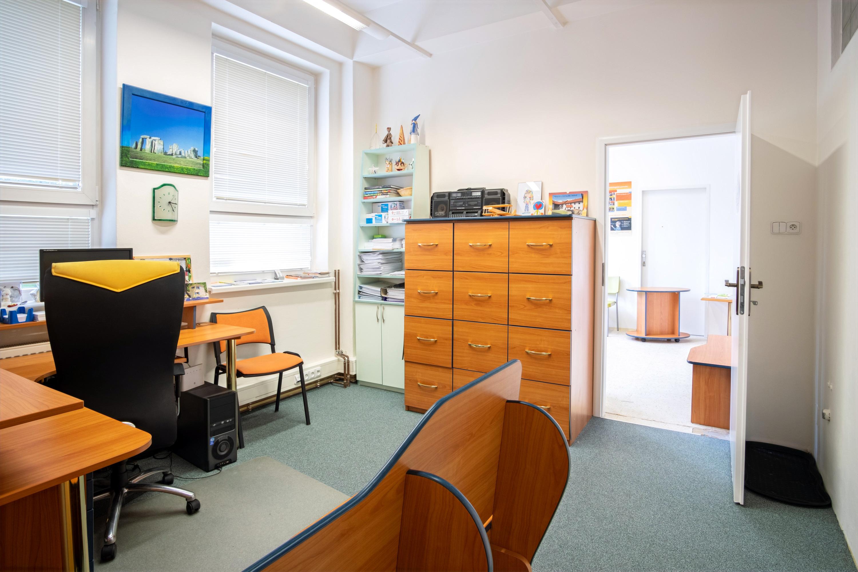 Místnost asistentky Soukromé ambulance dětské a dorostové psychiatrie