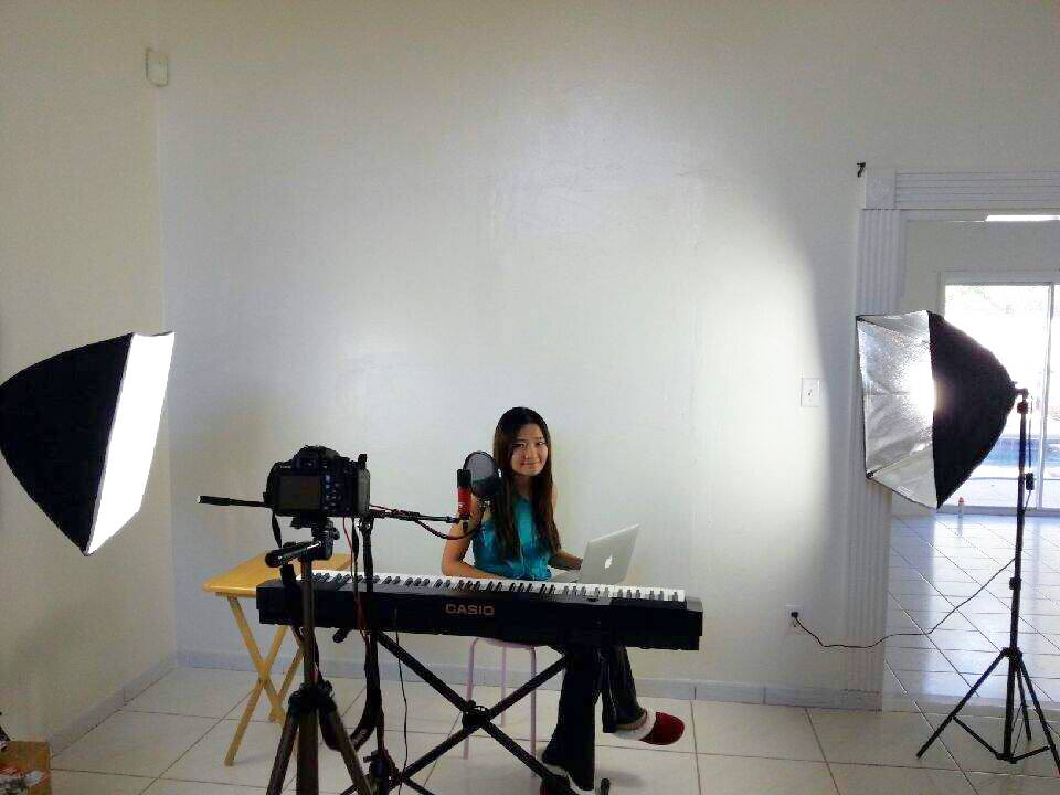 Making a Video for One of My Songs