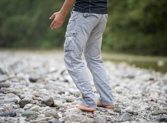 Da živiš svojo resnico, moraš imeti noge res trdno na tleh