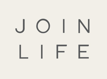 Join Life. We are also committed to the environment!