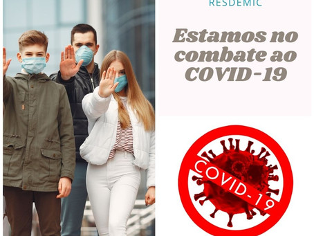 Resdemic no combate ao COVID-19