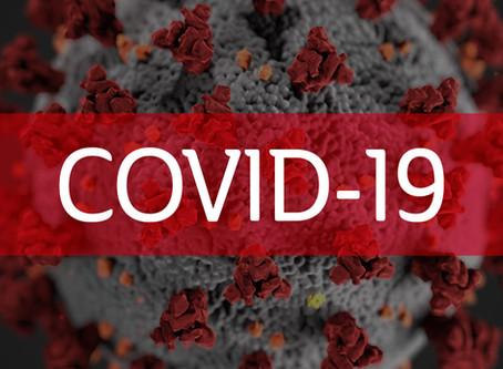 COVID-19: Plano de contingência em curso