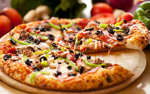 Stylish Italian pizza from meal to family size