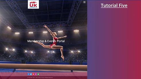 UKG Membership Portal - Tutorial Five