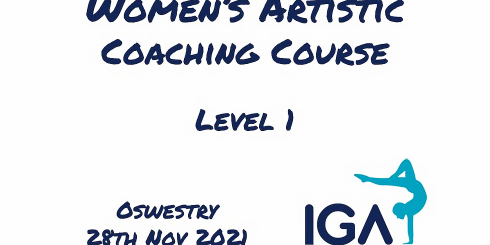 Women's Artistic Level 1 - Oswestry