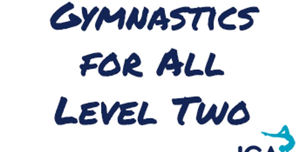 Gymnastics for All - Level 2