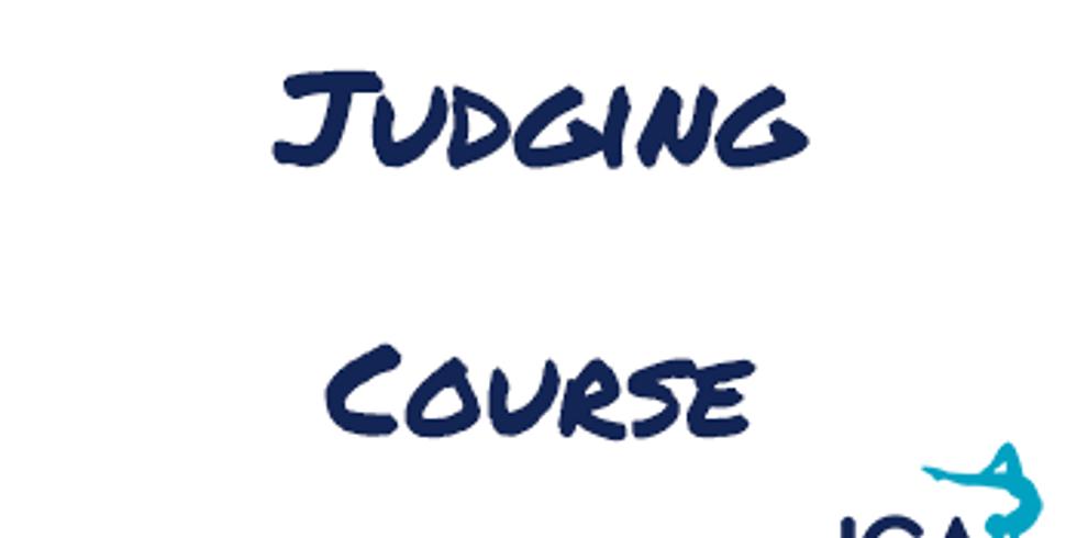 IGA Judging Course