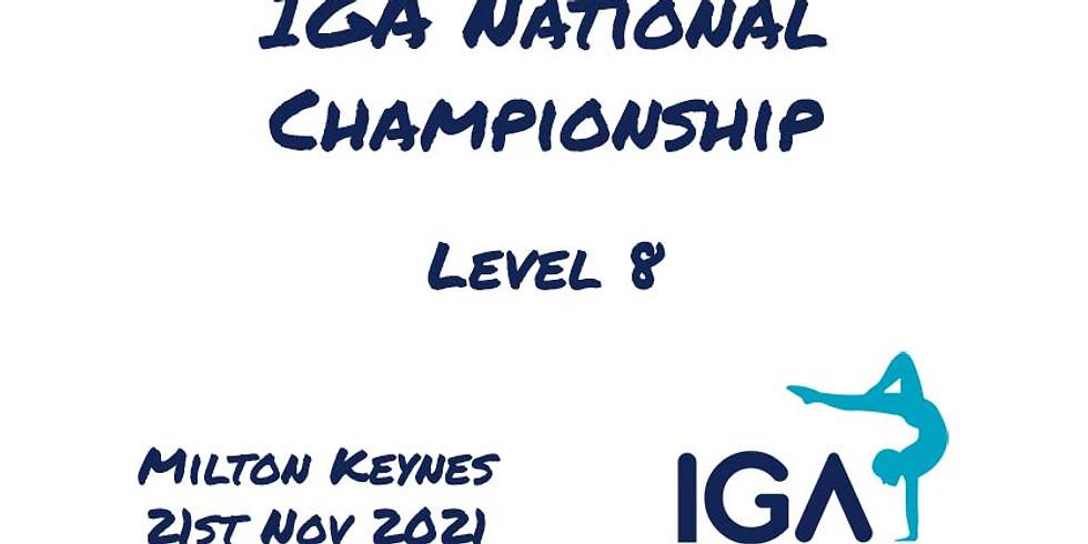IGA Level 8 National Championship