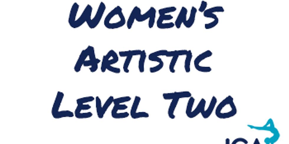 Women's Artistic - Level 2