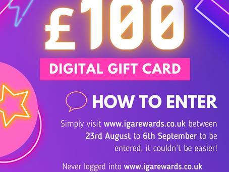 IGA Rewards Competition
