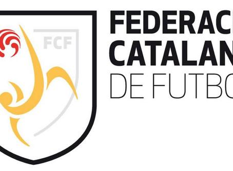 La FCF suspèn la competició les pròximes dues setmanes. S'anul·len els entrenaments del club.