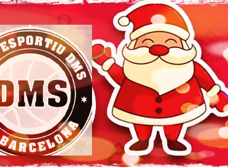 El CE DMS us desitja bon Nadal!!