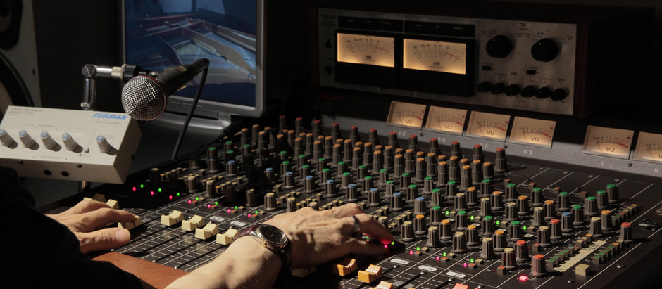 Tipos de Produtores Musicais