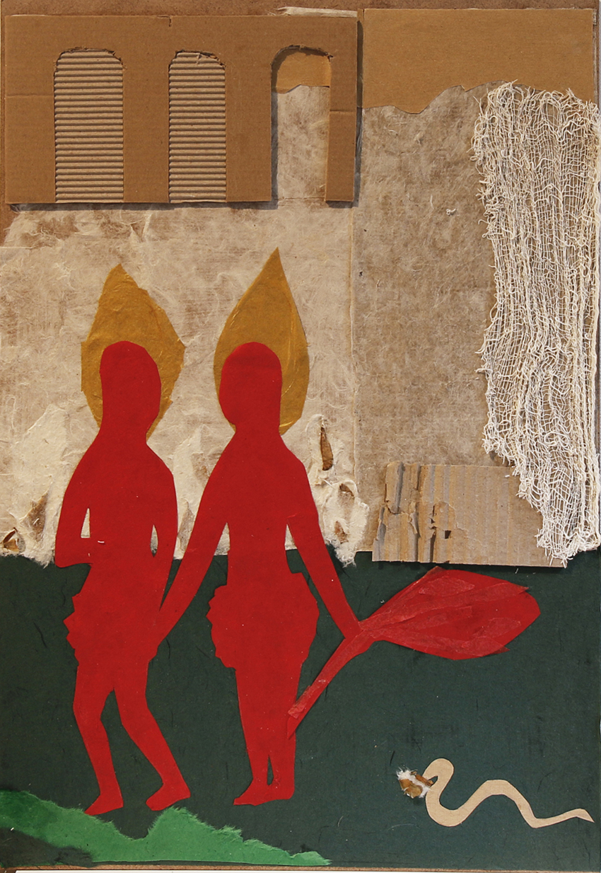 Adam-and-Eve-50x35-mixedmedia