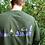 Thumbnail: camping - screen printed long sleeve shirt