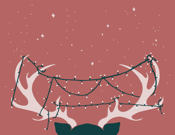 holiday card series