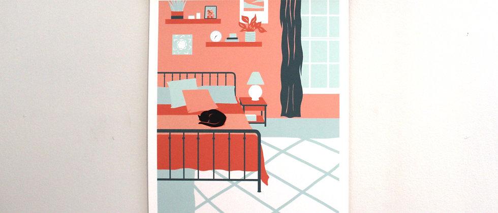 spaces art print 3/3