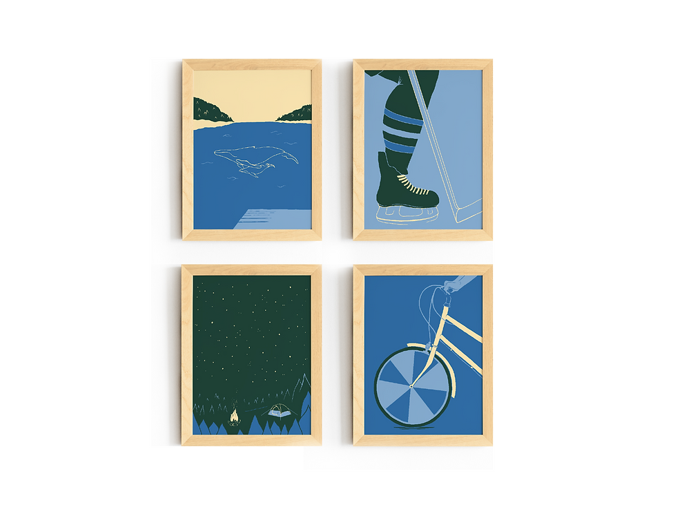 commissioned series - Leo