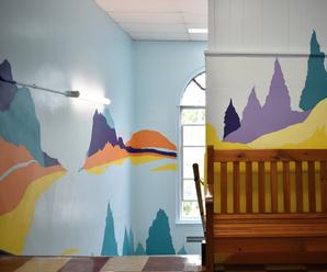 mural butler elementary school