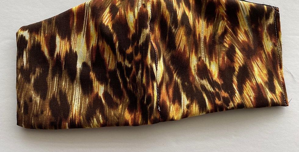 Leopard Face Mask
