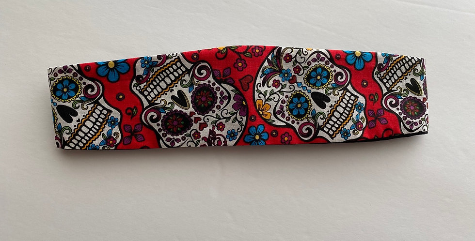 Choose Your Print Cotton Button Headband