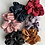 Thumbnail: Silky Jumbo Scrunchies