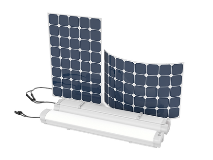 Solar Carport LED Light | Dubai | Truelite Energy Innovations LLC