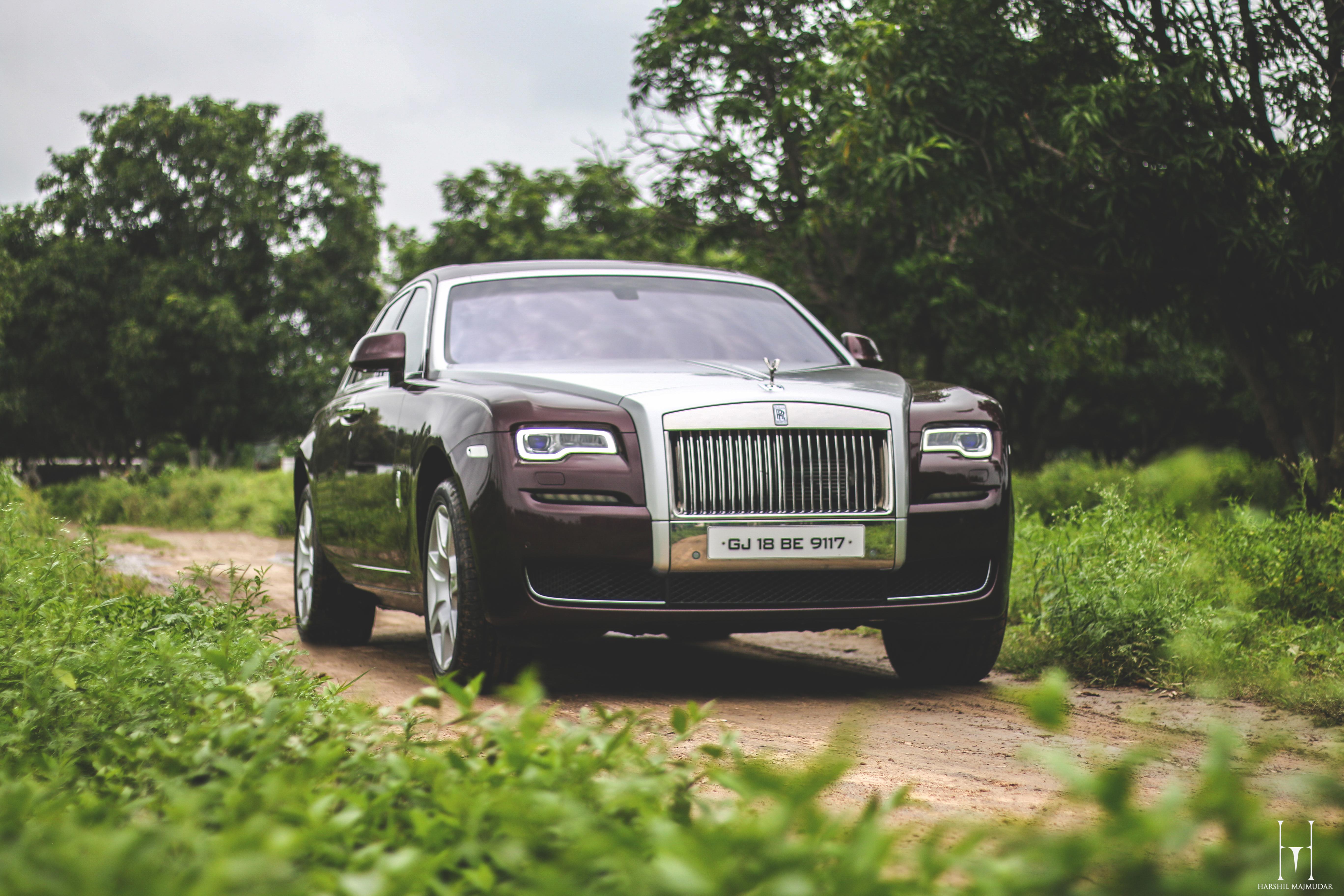 Rolls Royce Ghost S2