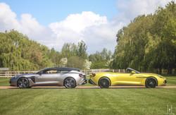 Aston Martin Vanquish Zagato's