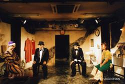 楽塾歌劇 楽屋
