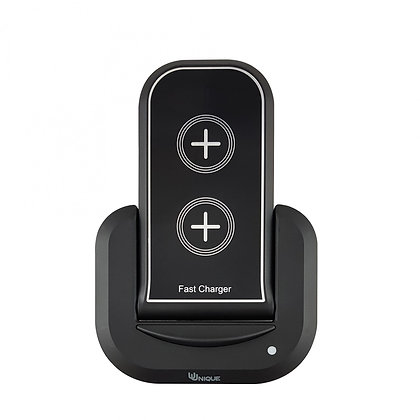 Uunique Zone Wireless Charger Black