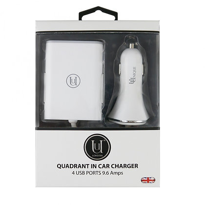 Quadrant In Car Charger