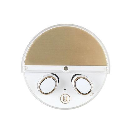 Uunique Freedom True Wireless Bluetooth Earbuds - White