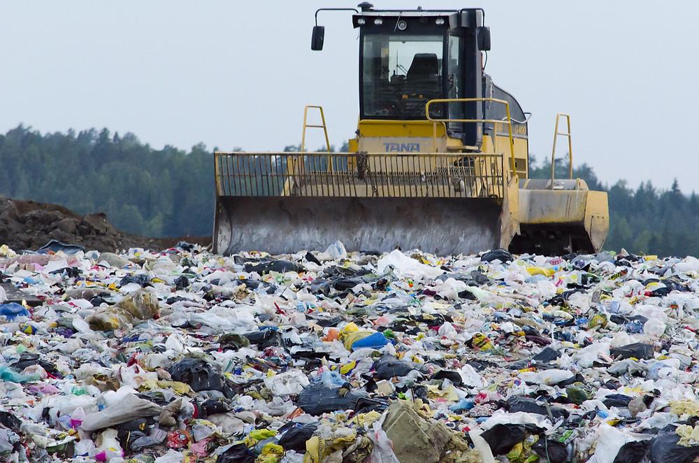 The landfill problem trash plastic pollution incinerators