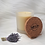 Thumbnail: Bougie naturelle parfumée - Bouquet de lavandes