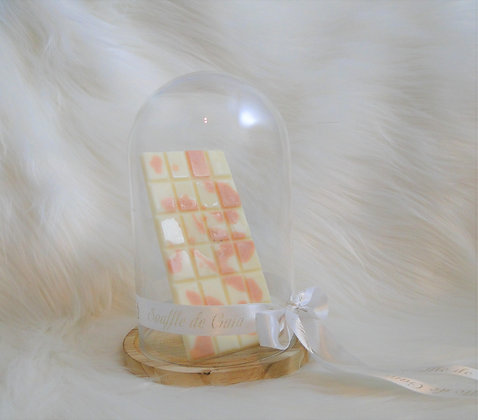 Tablette de cire parfumée senteur Caramel beurre salé