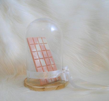 Tablette de cire parfumée senteur Bois de santal