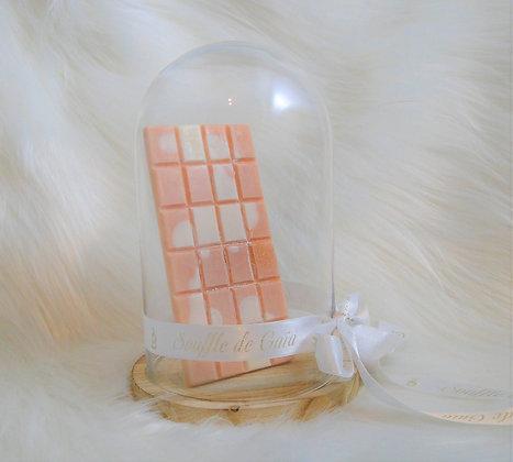 Tablette de cire parfumée senteur Noix de coco